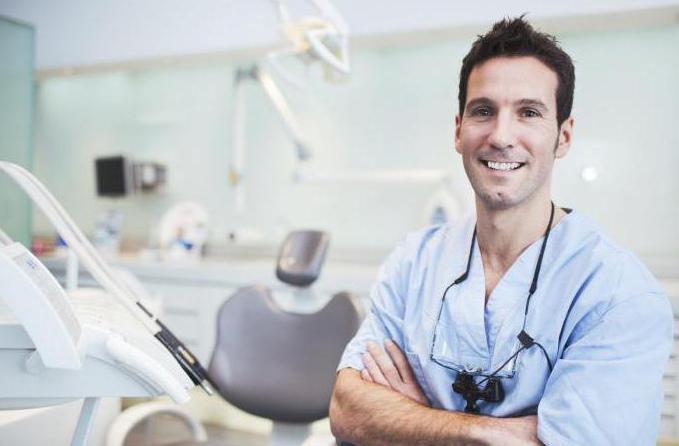База стоматологических клиник