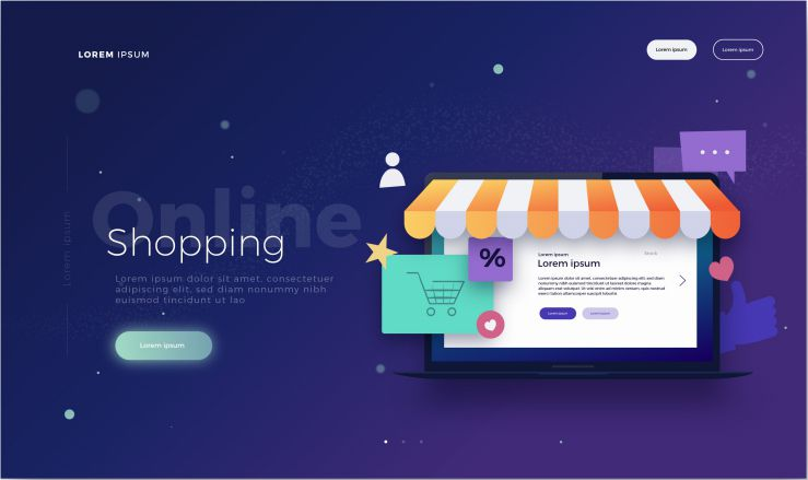 Этапы создания интернет-магазина