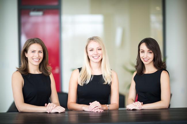Команда курсу MBA for Lady