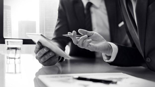 Обсуждение стратегии развития бизнеса