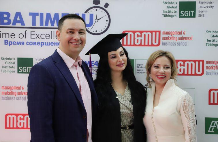 Випускники та викладачі Mini MBA Financial Management