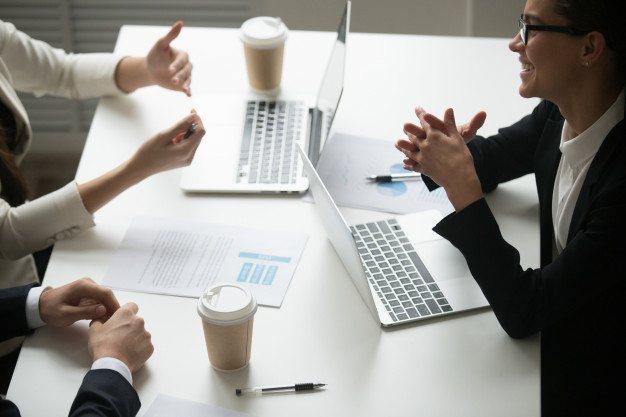 Обсуждение каждого этапа развития бизнеса