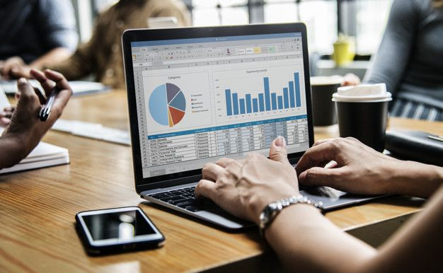 Отслеживание статистики компании