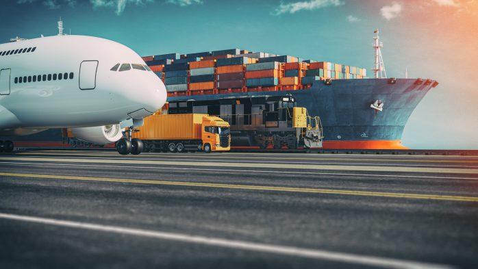 способы транспортировки товаров